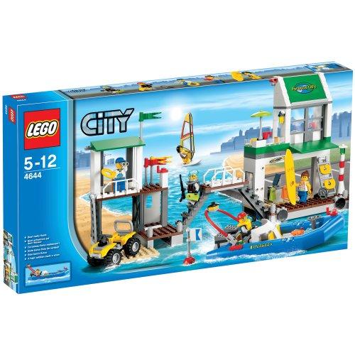 LEGO City 4644: Marina