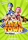 LazyTown - Temporada 2, Volúmenes 3+4 DVD España