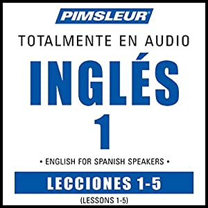 ESL Spanish Phase 1, Unit 01-05 Audiobook