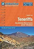Hikeline Wanderführer Teneriffa 1 : 50 000, wasserfest und reißfest, GPS Track zum Download