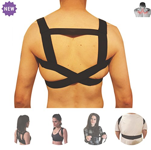 fomi-posture-corrector-back-brace-m-l-size-elastic-comfort-three-easy-steps-to-put-on-firm-light-wei