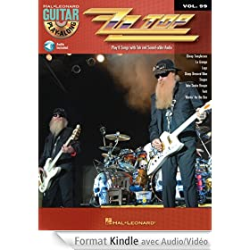 ZZ Top Songbook: Guitar Play-Along Volume 99