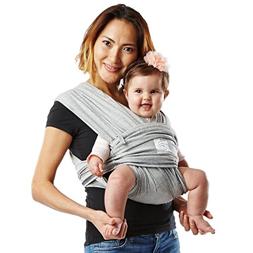 Fascia Portabebè Baby K'Tan (Women: 40-42, Grigio)