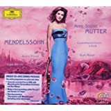 Anne-Sophie Mutter Plays Mendelssohn