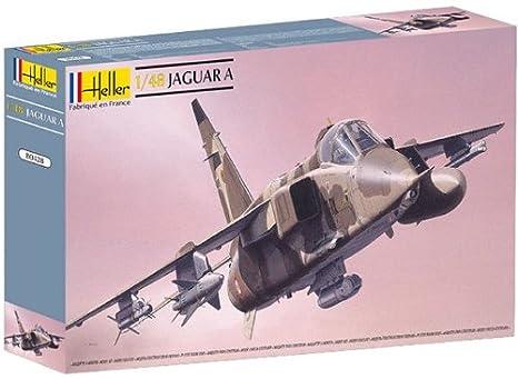 Heller - 80428 - Construction Et Maquettes - Jaguar A - Echelle 1/48ème