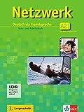Netzwerk A2: Deutsch als Fremdsprache / Deutsch als Fremdsprache. Kurs- und Arbeitsbuch mit DVD und 2 Audio-CDs, Teil 1