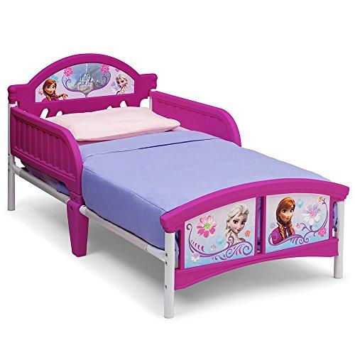 Kinderbett-Babybett-Jugendbett-3D-mit-Motivauswahl-Frozen