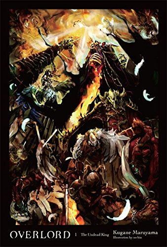 Overlord, Vol. 1 - light novel, by Kugane Maruyama
