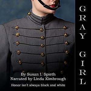 Gray Girl Audiobook