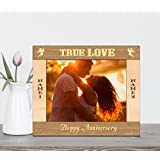Presto Birthday Gift Anniversary Gift Love Gift Valentine's Day Gift Corporate Gift Mothers Day Fathers Day Raksha Bandhan Teachers Day Friendship Day Wooden Photo Frame By Engraving Process 32.5 Cm X 27.5 Cm