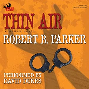 Thin Air: A Spenser Novel | [Robert B. Parker]