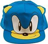 SEGA Sonic the Hedgehog 3D Ears boys or girls baseball cap / hat