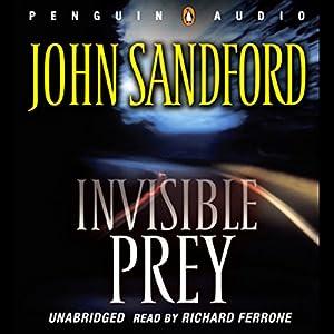 Invisible Prey Audiobook