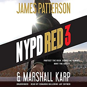 NYPD Red 3 Audiobook