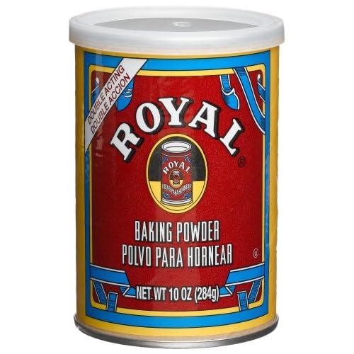 amazoncom royal baking powder polvo para hornear 10
