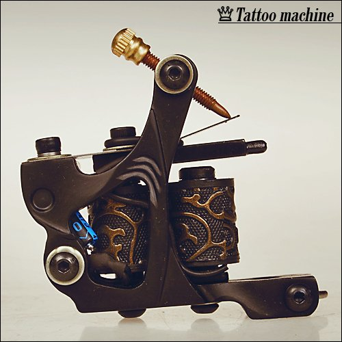 This tattoo machine is a