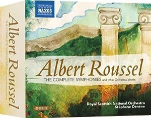 Albert Roussel: Complete Symph