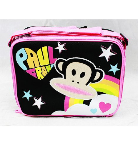 1 X New Paul Frank Insulated Lunch Box