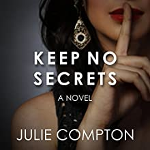 Keep No Secrets Audiobook by Julie Compton Narrated by Christopher Grove