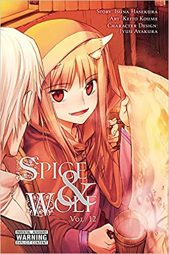 Spice and Wolf, Vol. 12 (manga) (Spice and Wolf (manga))