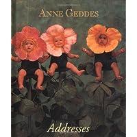 Anne Geddes Wild Roses Little Address Book