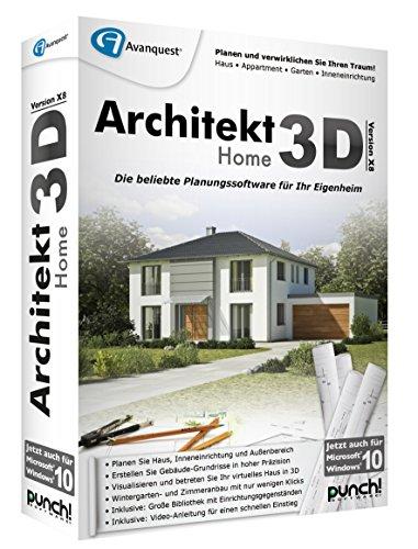 architekt 3d x8 home. Black Bedroom Furniture Sets. Home Design Ideas