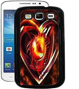ColourCraft Love Creative Heart Design Back Case Cover for SAMSUNG GALAXY S3 I9300 / I9305