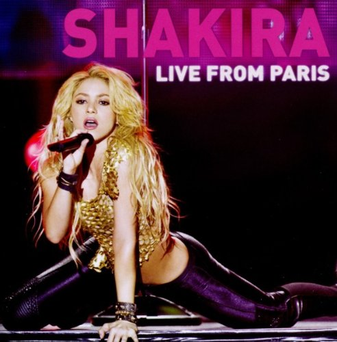 Shakira - Live of - Zortam Music