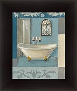 Antique bath i by silvia vassileva spa for Bathroom art amazon