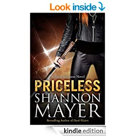 Priceless: Book 1 (A Rylee Adamson Novel)