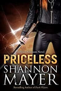 Priceless by Shannon Mayer ebook deal