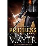 Priceless: Book 1 (A Rylee Adamson Novel) ~ Shannon Mayer