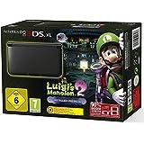 Console Nintendo 3DS XL - argenté & noir + Luigi's Mansion 2