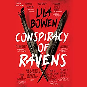 Conspiracy of Ravens Audiobook
