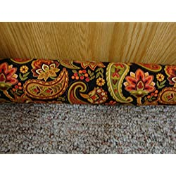 Door Draft, Light, Dust Stopper Natural Fragrant Balsam, Many Colors & Sizes - Quality USA Made (3