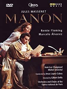 Massenet: Manon (featuring Renee Fleming and Marcelo Alvarez) [Import]