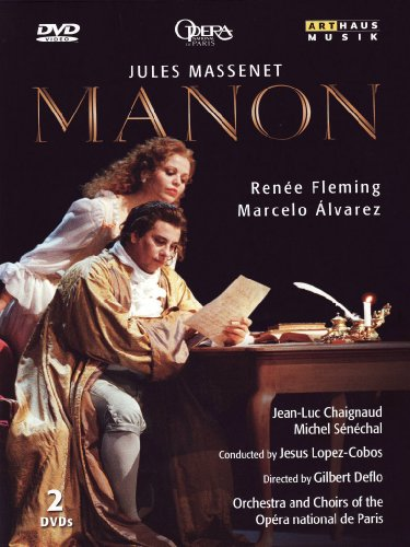 Jules Massenet - Manon [2 DVDs]