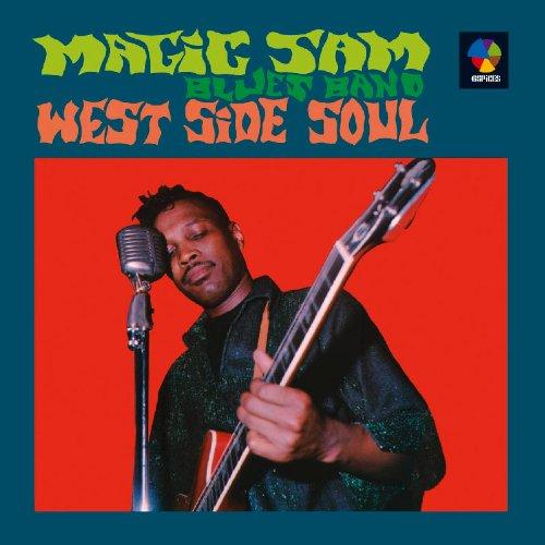 West-Side-Soul-VINYL-Magic-Sam-Blues-Band-Vinyl