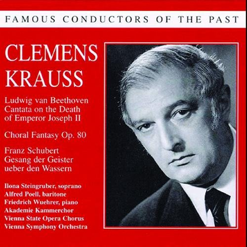 Famous Conductors of the Past: Clemens Krauss (Friedrich Wuhrer compare prices)