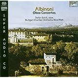Albinoni: Oboe Concertosby Stefan Schilli Oboe