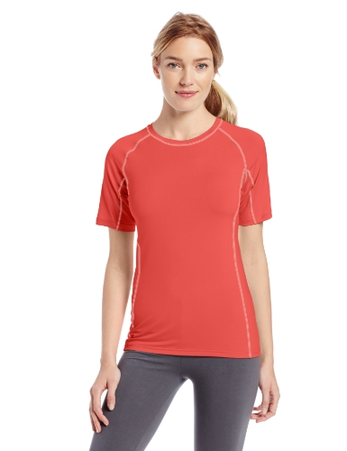 Exofficio Women's Sol Cool Half Sleeve, Glamour,