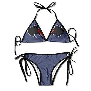 Women Batman Vs Superman Comics Superman Logo Swimsuit Bikini