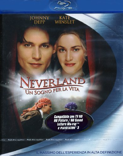Neverland - Un Sogno Per La Vita [Blu-ray] [IT Import]