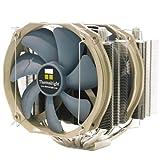 サイズ サーマルライト 大型CPUクーラー Silver Arrow 14cmデュアルファン搭載 Intel/AMD対応 SILVER ARROW