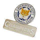 Leicester City F.C. レスター シティ F.C. ピン バッジ チャンピオンズ / ピンバッジ