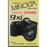 img - for MINOLTA DYNAX/MAXXUM 9XI (Hove User's Guide) book / textbook / text book