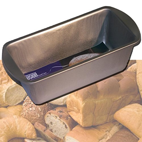 Non Stick Stainless Steel Bread Loaf Baking Pan Deep Cake Tray Tin Meat Bakeware
