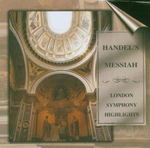 Handel's Messiah: London Symphony Highlights [DualDisc]