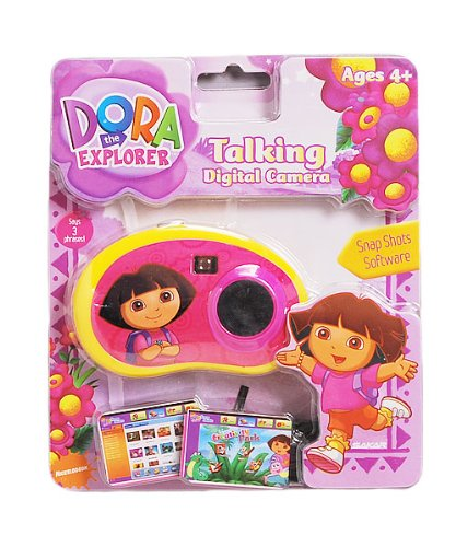 Dora the Explorer Talking Digital Camera - one color, one size - 1