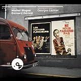 Bandes originales des films de Georges Lautner (Les Tontons flingueurs / Ne nous fâchons pas / Les Barbouzes)